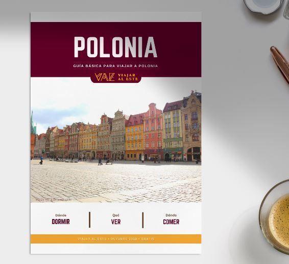 guía viajar polonia