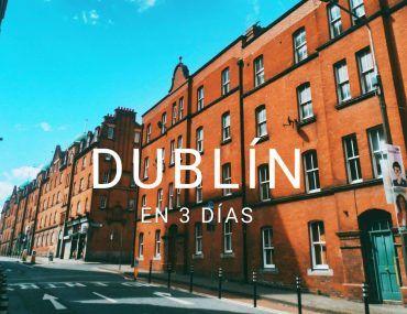 qué ver en Dublín 3 días